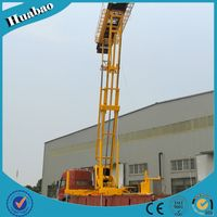 8T 14m high quality customized size multifunction hydraulic crane scale from factory