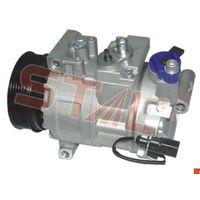 AUDI A4 B7 1.8T A/C compressor of Electronic control