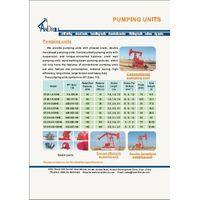 Pumping units/Mud pump & Spare parts/oil drill tools