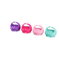 Silicone hair scalp massager High Quality