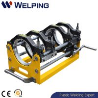 WP200A butt fusion welding machines plastic pipes welding equipment