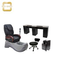 pedicure chair set of pedicure chair foot rest for pedicure massage chair spa thumbnail image
