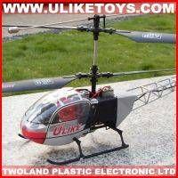 Gyro Rc Lama Helicopter thumbnail image