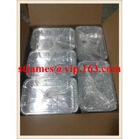 Economical high quality aluminum foil containers, foil tray, foil box