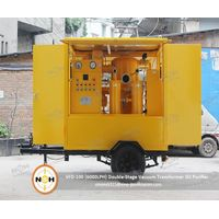 Transformer Oil Regeneration Machine Insulation Oil Purifier Transformer Oil Purification