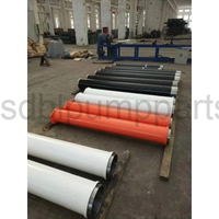 Concrete pump delivery pipe cylinder thumbnail image