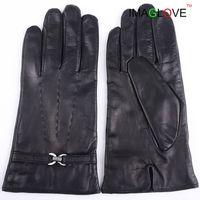 Warm Winter Sheepskin Glove