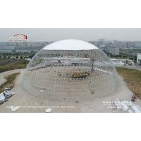 60m Big Dome Tent for 3000 People Weddings and Parties