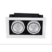 high power 16w/32w/48w led down light for decoration
