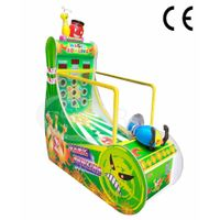 Magic Bowling--- Hot Sale Game Machine/ Shooting Indoor Arcade Machine