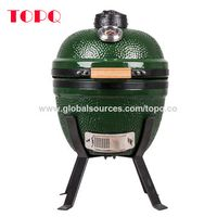 Durable Ceramic Smoker Oven