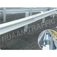 steel highway guardrail