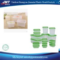 household products plastic injectionthin wall food container mould