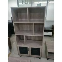 TV stand and side cabinet furniture set
