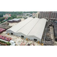 Waterproof and Flame Retardant 6000sqm Big Warehouse Tent for Storage