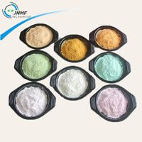 Melamine glazing powder Ceramic glaze powder plato de melamina colorful glazing melamine chinese fac
