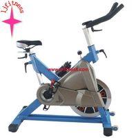 Commercial Indoor Spin Bike/Fitness bike Gym Equipment (LJ-9606A)