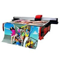 The High Quality Customized Flated Printer Made in China