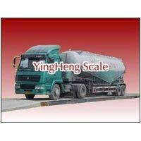 Analog electronic truck scale thumbnail image