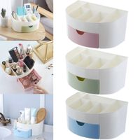 Cosmetic Make up Organiser with Drawers Makeup Organizer Cosmetic jewelry Display Box Cosmetic Case