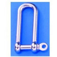 Long D shackle