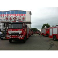 Guaranteed 100% factory supply SINOTRUCK 4X2/ 4X4 6000Litres Fire Fighting Truck