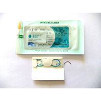 Sterile Surgical Suture Polyester