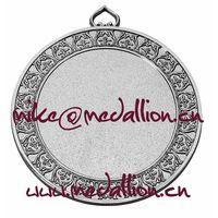 Sandblasting silver medal thumbnail image