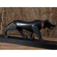 leather Panther KGW-P1133