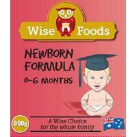 Wise Foods Newborn Formula