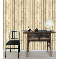 High Quality Eco-friendly Wood Pattern 3d Wallpaper for Home Decoration Dedroom and Living room thumbnail image