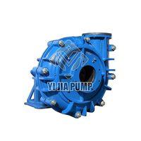YAH Horizontal Ceramic (SIC) Slurry Pump
