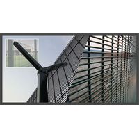 358 Mesh Welded Wire High Security Fence