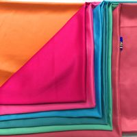 Polyester Valentino Dull Satin Fabric 130 gsm, 60 inch width