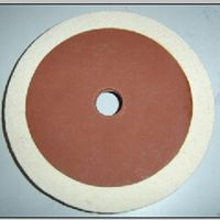 RED COVER WOOL WHEEL