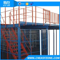 Easyzone platform WAREHOUSE STORAGE RACK