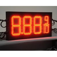 8inch 8.88 9/10 Display Format LED Gas Station Signs