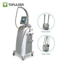 All in one facial machine non-ablative fractional erbium fiber 1550nm laser skin rejuvenation