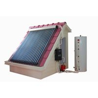 High efficient and convenient active solar heating system thumbnail image