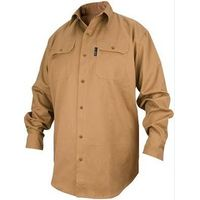 long-sleeved Fire Retardant Cotton Shirt
