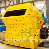 Cone crusher and impact crusher for 120 t/h stone crushing plant thumbnail image