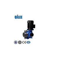 Plastic Low Flow High Pressure Solenoid Diaphragm Metering Pump thumbnail image