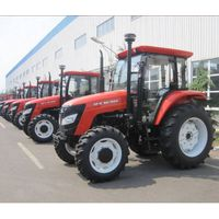 Agricultural 2WD/4WD Wheeled Tractor with Good Quality
