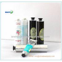 Cosmetics packaging aluminum tube for hand cream
