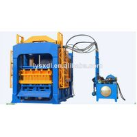 QT6-15 big capacity concrete brick making machine