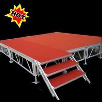 hot sale and high quality truss stage