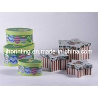 Offset Printing Rigid Gift Paper Card Packaging Box