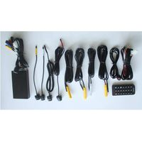 Car camera recorder system for all vehicles