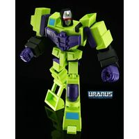 B&A Transformers BA-01 Decepticon G1 Engineer General Devastator NEW TSCA01