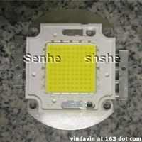 High Lumen high power LED Chip 100W cold white/warm white/natural/red/green/blue/yellow,etc